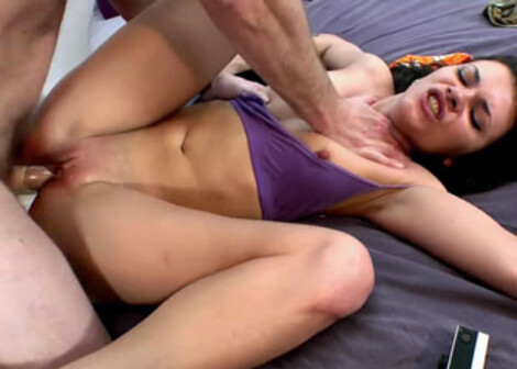 Verona Sky gets laid after her workout